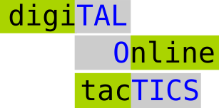 Talotics: Digital Online Tactics